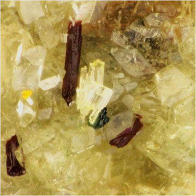 фотография минерала Ансерметит