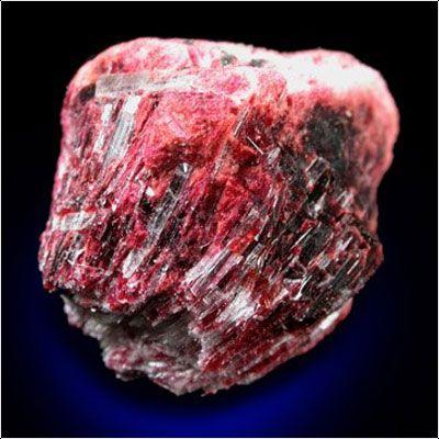 фотография минерала Апловит