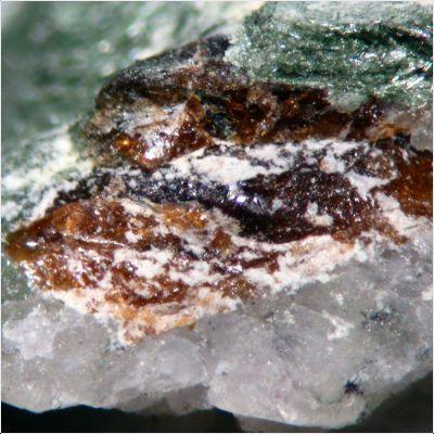 фотография минерала Ершовит