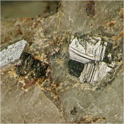 фотография минерала Лёллингит