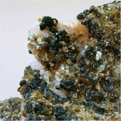фотография минерала Шамозит