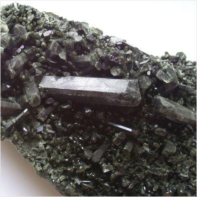фотография минерала Байкалит
