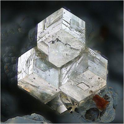 фотография минерала Филлипсит