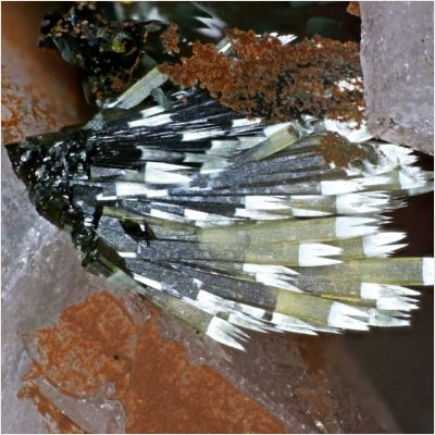 фотография минерала Оливенит