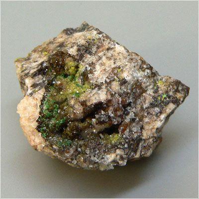фотография минерала Байлдонит