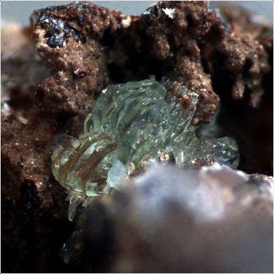 фотография минерала Альванит