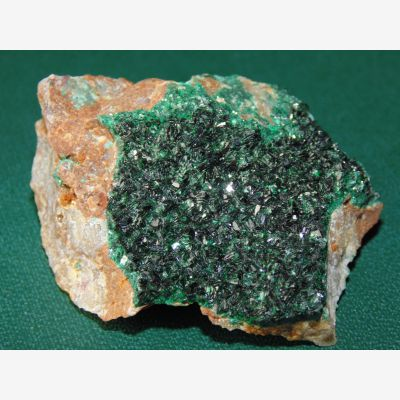 фотография минерала Либетенит
