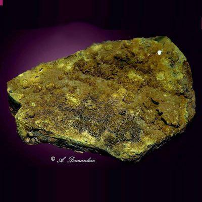 фотография минерала Митридатит