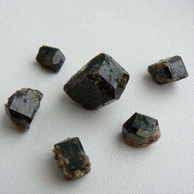 фотография минерала Вилуит