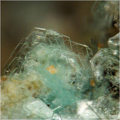 фотография минерала Гордаит
