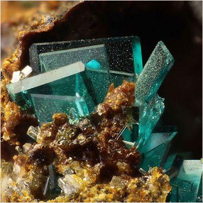 фотография минерала Ктенасит