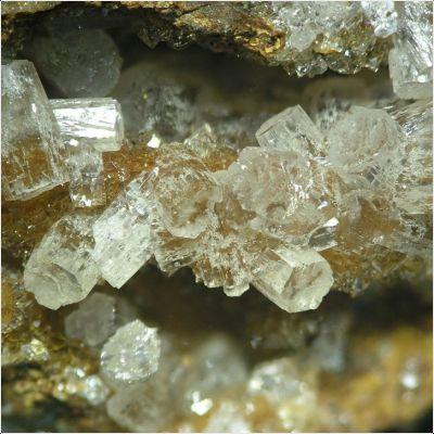 фотография минерала Виллемит