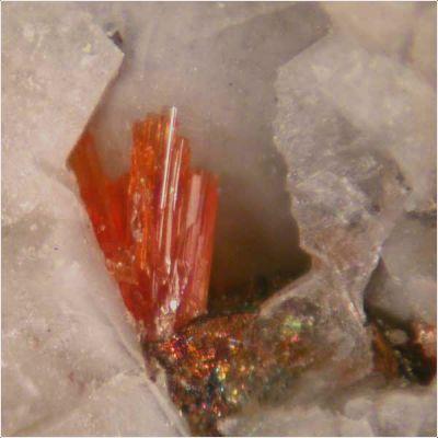 фотография минерала Лабунцовит-Fe