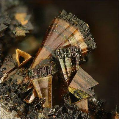 фотография минерала Кронстедтит
