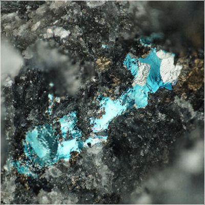 фотография минерала Рикардит