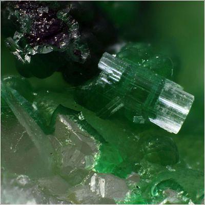 фотография минерала Каррараит