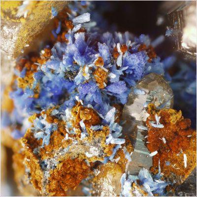 фотография минерала Мунакатаит