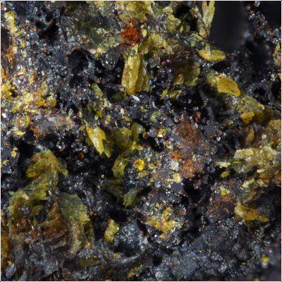 фотография минерала Паттерсонит