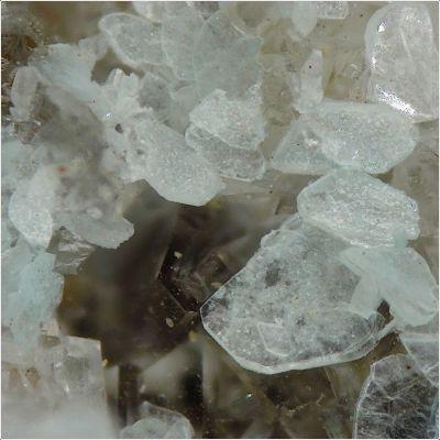 фотография минерала Ланштайнит