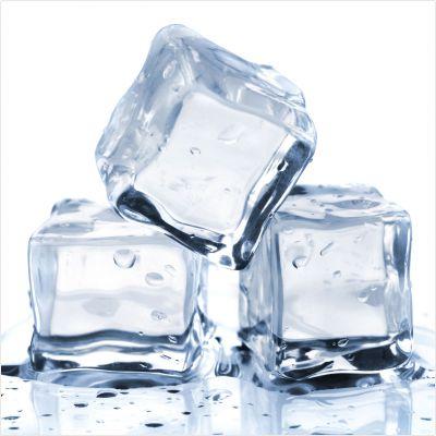 фотография минерала Лёд