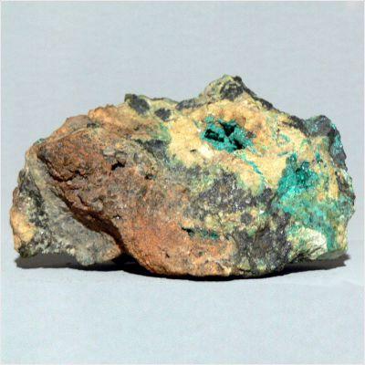 фотография минерала Леогангит
