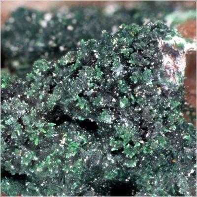 фотография минерала Паравульфит