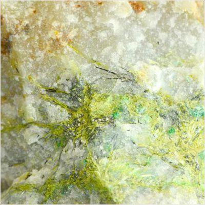 фотография минерала Пицгришит