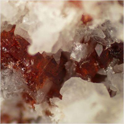 фотография минерала Максуэллит