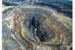 На «Юбилейной» добыт крупный алмаз