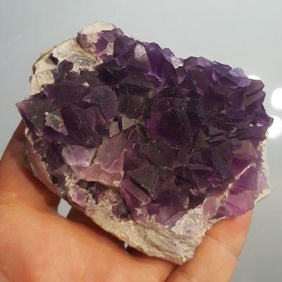 Доклад про минерал флюорит 9980