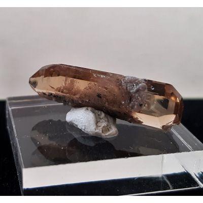фотография Двухголовый кристалл Топаза