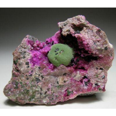 фотография минерала Колвезит