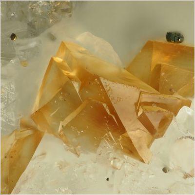 фотография минерала Гояцит