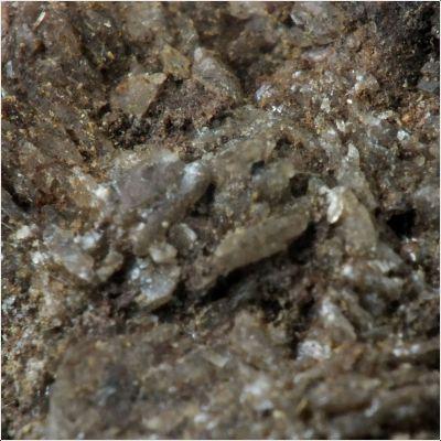 фотография минерала Ганнайит