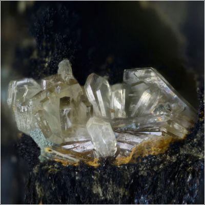 фотография минерала Стибиоклаудетит