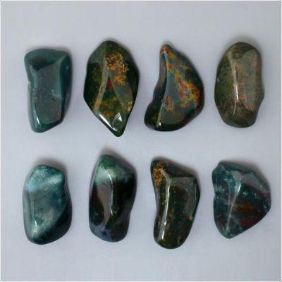 фотография минерала Гелиотроп