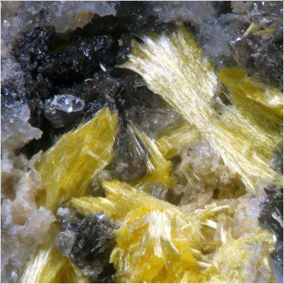фотография минерала Приксит