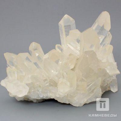 фотография Сросток кристаллов горного хрусталя