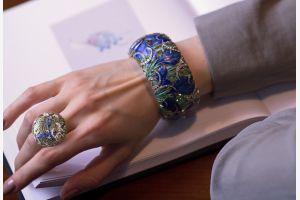 Ильгиз Фазулзянов презентовал новую коллекцию украшений «Самарканд»