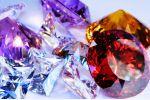 Безупречный круглый бриллиант был представлен аукционным домом Сотбис в Лондоне