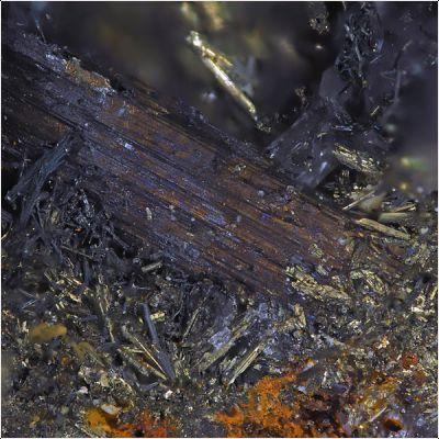 фотография минерала Мукеит