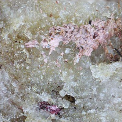 фотография минерала Магбасит