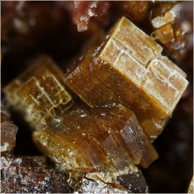 фотография минерала Арсенураношпатит