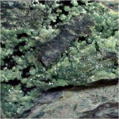 фотография минерала Гидроандрадит