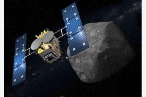 Японские ученые выдвинули теорию происхождения астероида Рюгу