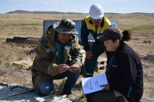 Казгеология ведет поиск меди и полиметаллов в Жезказганском регионе