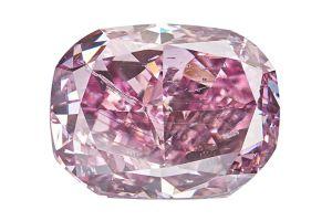 M&B Diamonds выставила на продажу уникальный пурпурно-розовый бриллиант