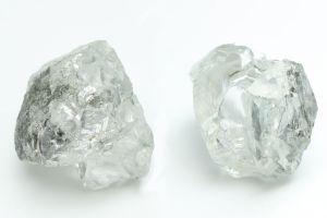 На месторожении им. В. Гриба добыты крупные алмазы