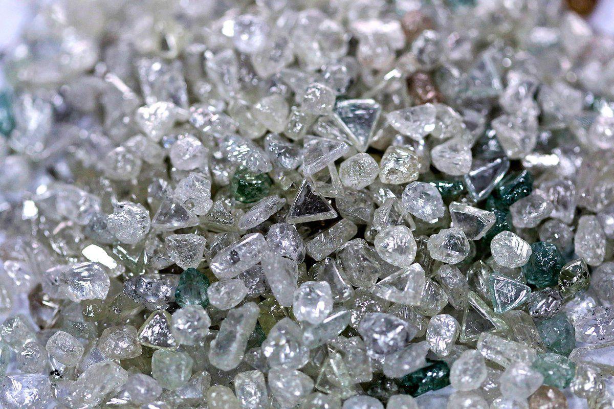 как выглядит бриллиант фото миксером