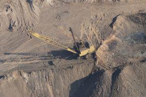 Из карьера Стойленского ГОКа отгрузили 900-миллионную тонну железной руды